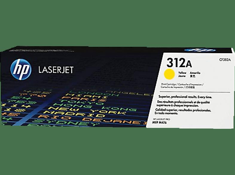 HP 312A  Gelb