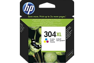 HP 304XL Tintenpatrone mehrfarbig (N9K07AE)