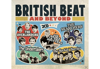 VARIOUS - British Beat And Beyond - (CD)