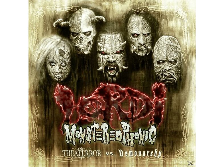 Lordi - Monstereophonic-Theaterror Vs. Demonarchy (Gtf. [Vinyl]