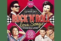 VARIOUS - Stars Of Rock'N'Roll Love Songs [CD]