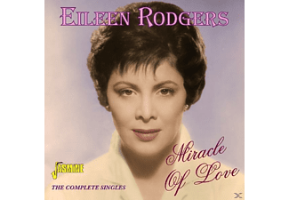 Eileen Rodgers - Miracle Of Love - (CD)