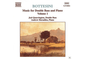 Joel Quarrington, Andrew Burashko - Musik F.Kontrabass U.Klavier  - (CD)
