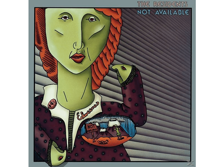 The Residents - Not Available [CD]