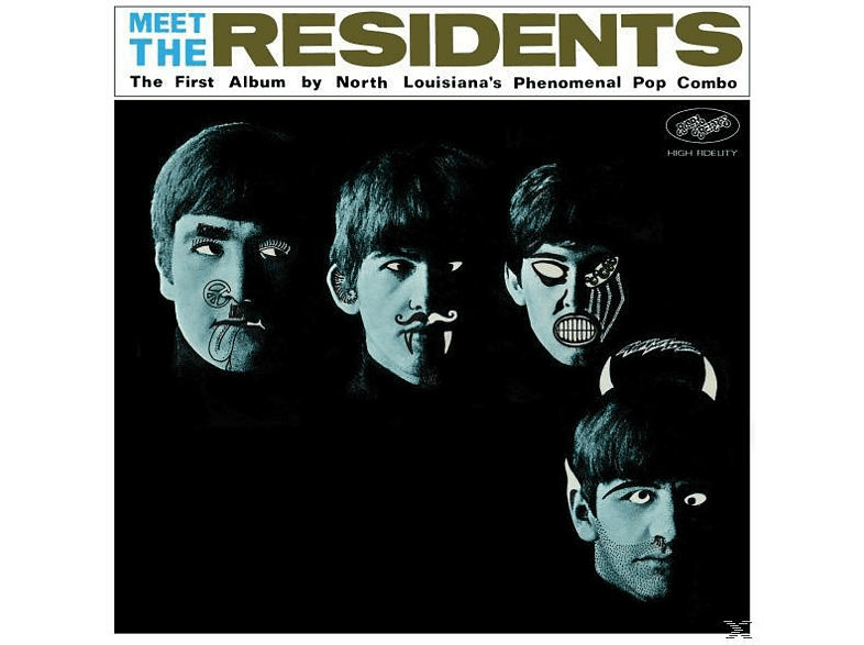 The Residents - Meet The Residents [CD]