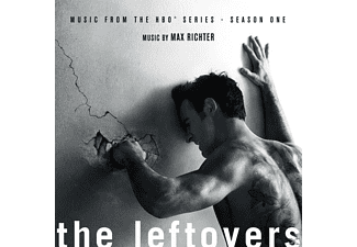 Ost-original Soundtrack Tv - The Leftovers-Music From The Hbo Series-Season 1 - (CD)