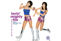 VARIOUS - Lovin Mighty Fire-Nippon Funk,Soul,Disco 1973- [CD]