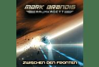 Mark Brandis-raumkadett - 10: Zwischen Den Fronten - (CD)