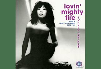 VARIOUS - Lovin Mighty Fire-Nippon Funk,Soul,Disco 1973-  - (Vinyl)