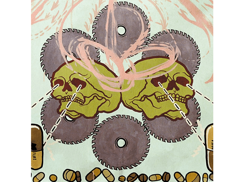 Agoraphobic Nosebleed - Frozen Corpse Stuffed With Dope (Ltd Baby Blue Lp) [Vinyl]