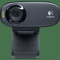 LOGITECH Webcam C310, schwarz (960-001065)