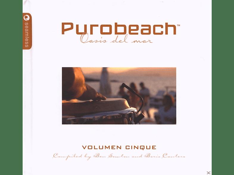 VARIOUS - Purobeach: Volumen Cinque [CD]