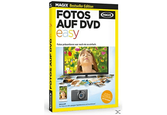 MAGIX Fotos auf DVD easy (Bestseller Edition) - [PC]