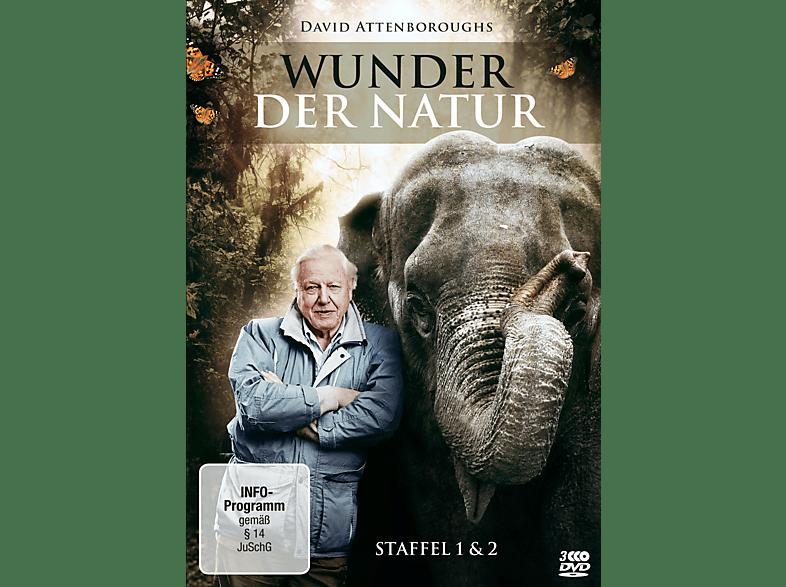 Wunder der Natur - Staffel 1&2 [DVD]