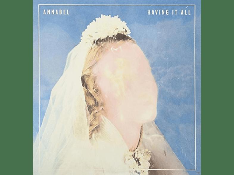 Annabel - Having It All [Vinyl]