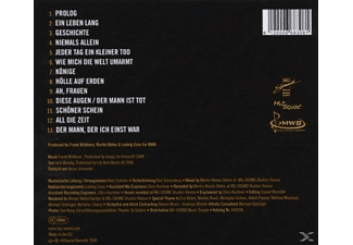 Original Cast St.Gallen - Der Graf von Monte Christo - Das Musica  - (CD)