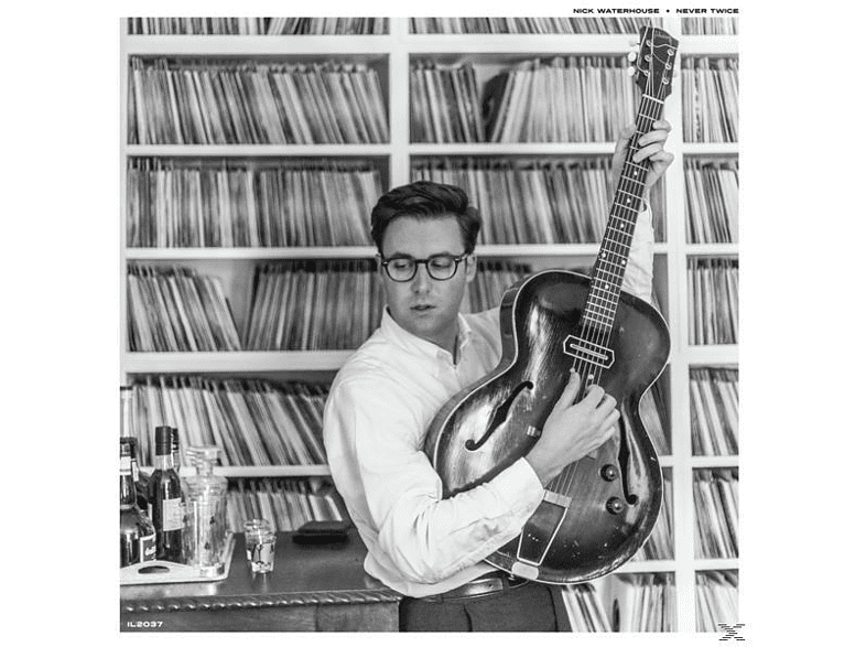 Nick Waterhouse - Never Twice (Deluxe 180g/LP+MP3) [Vinyl]