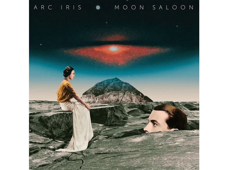 Arc Iris - Moon Saloon [CD]