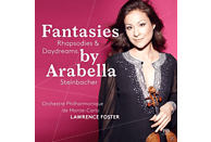 Arabella Steinbacher, Orchestre Philharmonique De Monte Carlo - Fantasies, Rhapsodies & Daydreams [SACD Hybrid]