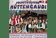 VARIOUS - Volkstümliche Hüttengaudi-Nr [CD]