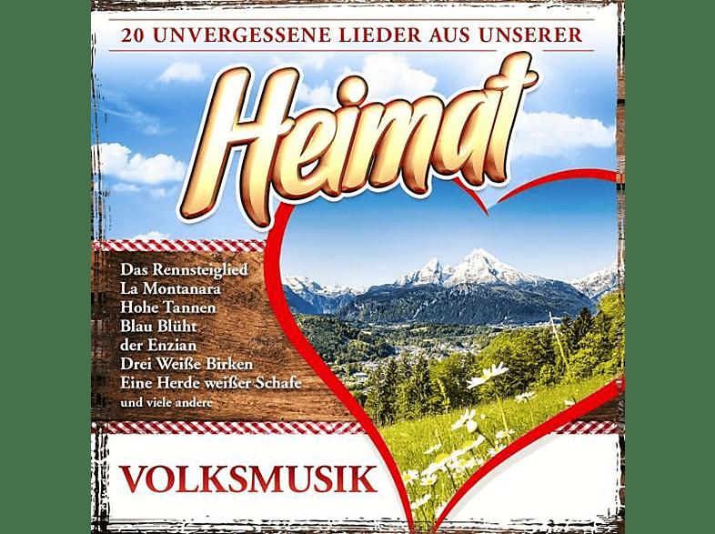VARIOUS - Volksmusik-20 unvergessene L [CD]