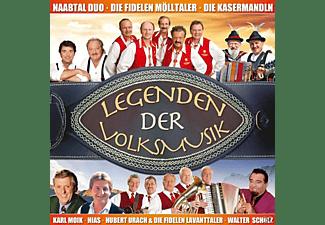 VARIOUS - Legenden der Volksmusik  - (CD)
