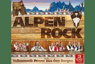 VARIOUS - Alpenrock-Volksmusik-Power a [CD]