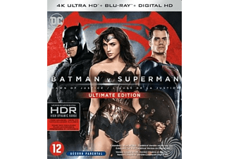 Batman V Superman - Dawn Of Justice | 4K Ultra HD Blu-ray