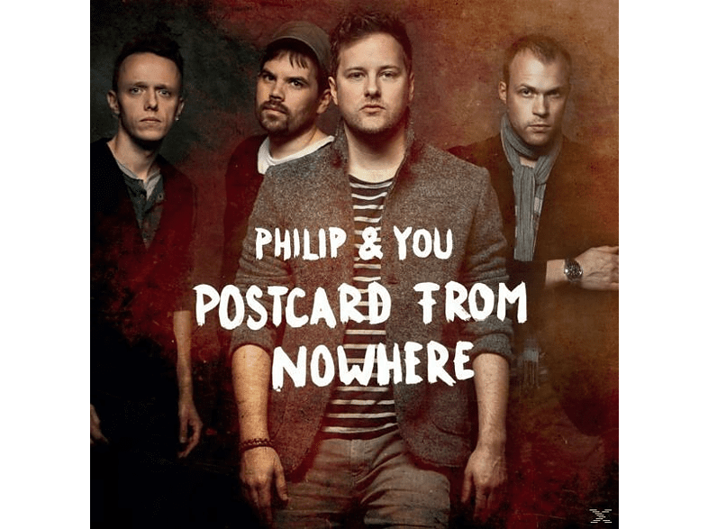 Philip And You - Postcard From Nowhere [CD]