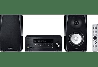 YAMAHA Kompaktanlage MusicCast MCR-N570D, mit DAB+, WiFi, Air Play, schwarz