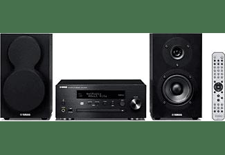 YAMAHA Kompaktanlage MusicCast MCR-N470D, mit DAB+, WiFi, Air Play, schwarz