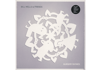 Bill & Friends Wells - Nursery Rhymes - (LP + Download)