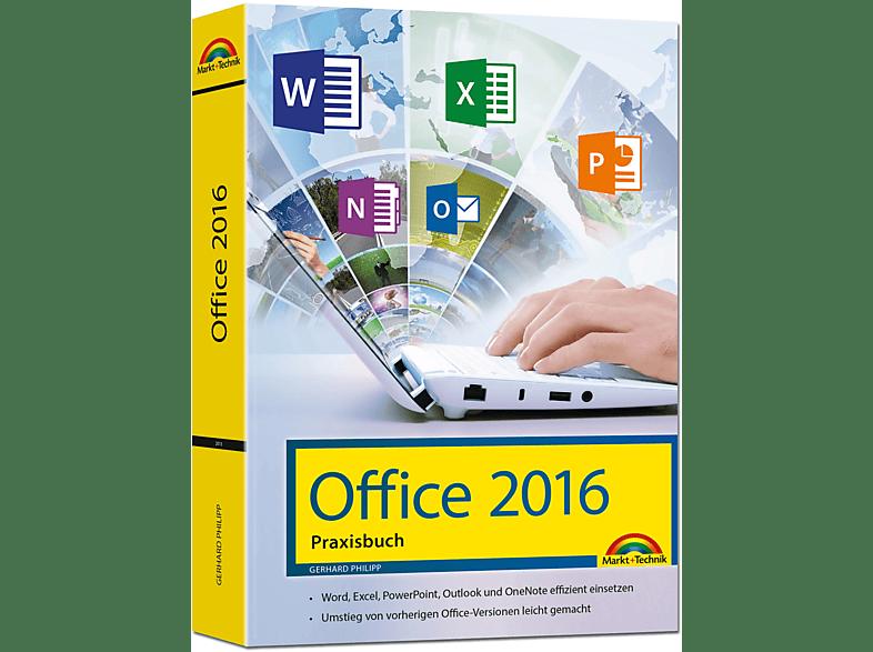 Office 2016 - Praxisbuch