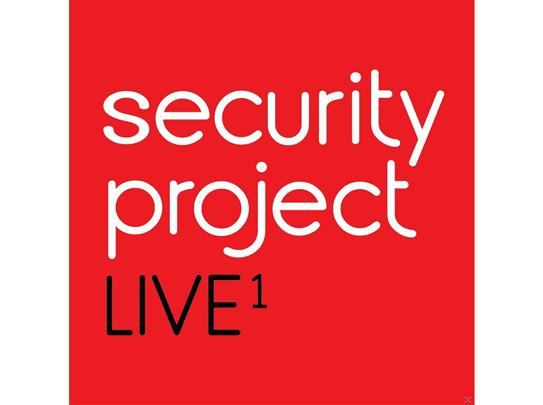 Security Project - Live 1 [CD]