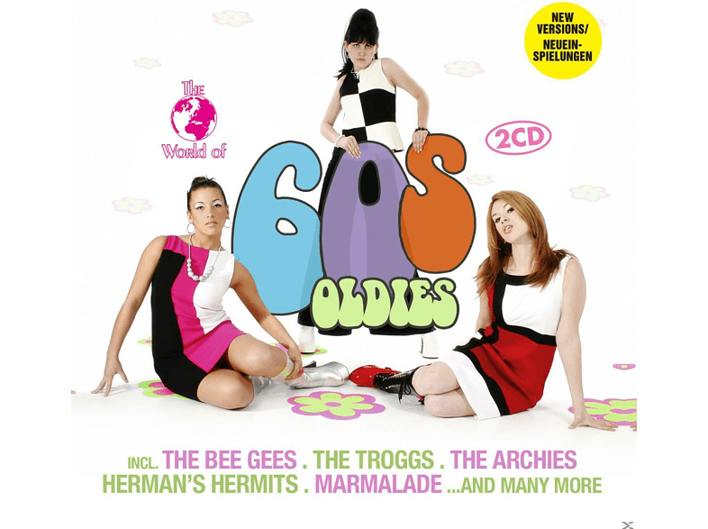 VARIOUS - 60s Oldies [CD]