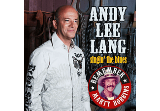 Andy Lee Lang - Singin The Blues [CD]