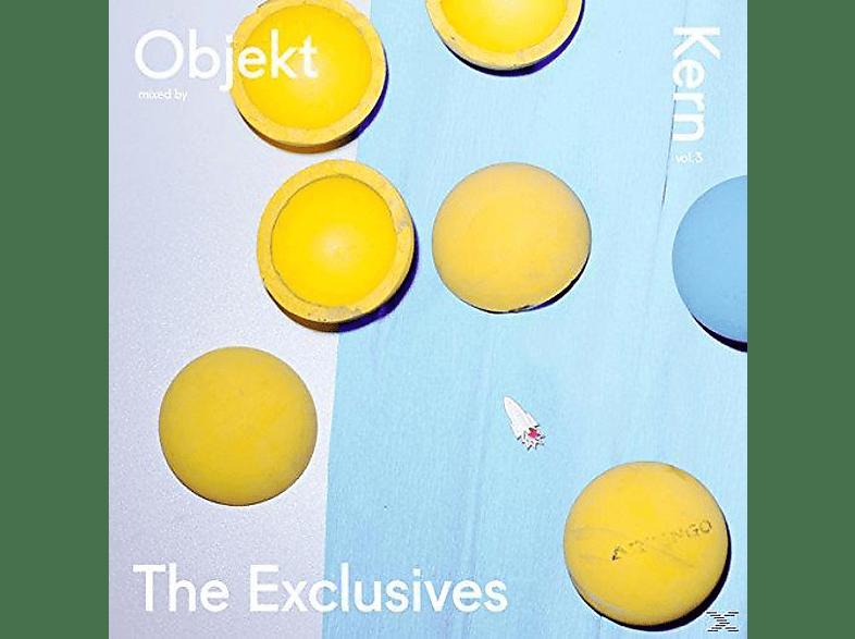 VARIOUS - Kern Vol.3 mixed by Objekt (E [Vinyl]