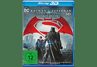 Batman v Superman: Dawn of Justice (Ultimate Edition + Blu-ray) 3D Blu-ray (+2D)