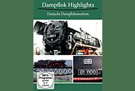 Dampflok Highlights - Deutsche Dampflokomotiven  [DVD]