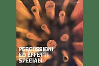 Piero Umiliani - Percussioni Ed Effetti Speciali (Deluxe Edition) [CD]