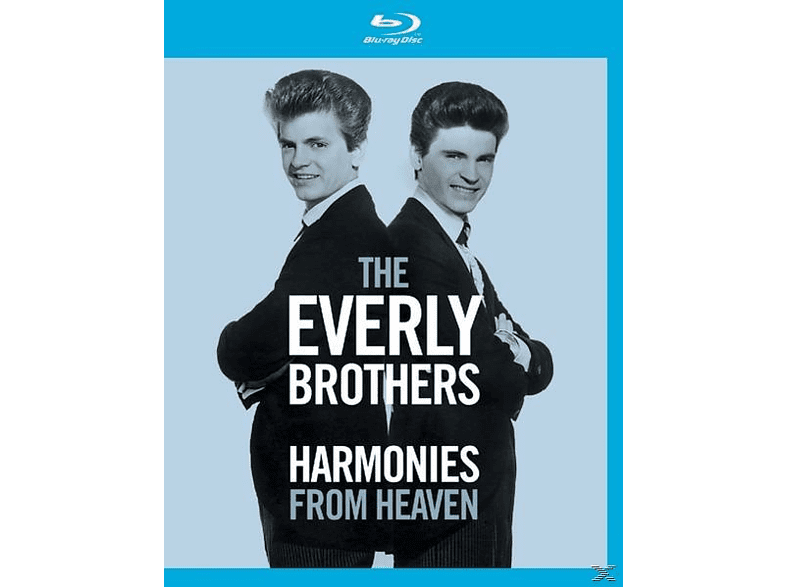 The Everly Brothers - Harmonies From Heaven [Blu-ray + DVD]