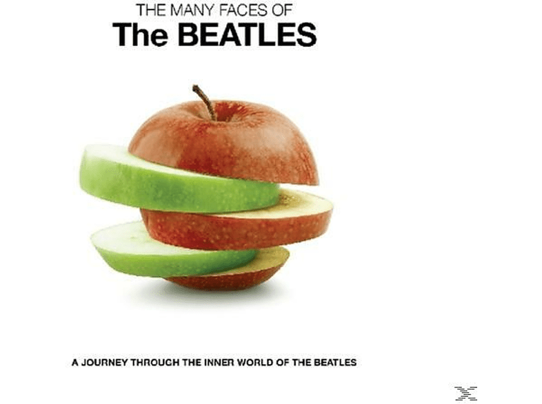 The Beatles, VARIOUS - Many Faces Of Beatles [CD]