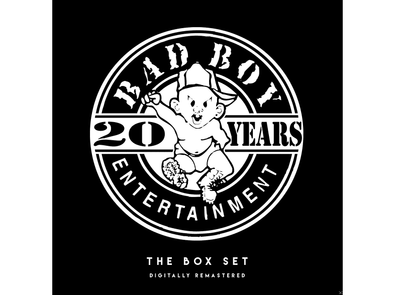 Bad Boy - Bad Boy 20th Anniversary Box Set Edition [CD]