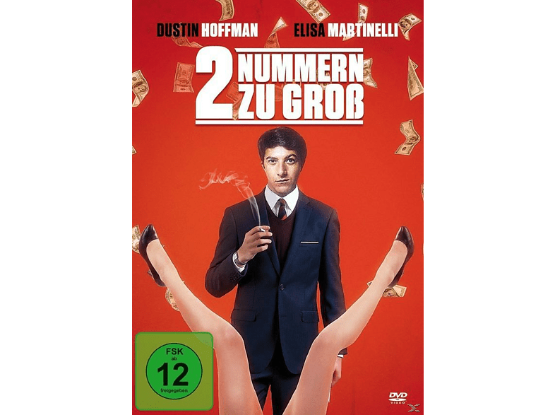Zwei Nummern zu groß [DVD]
