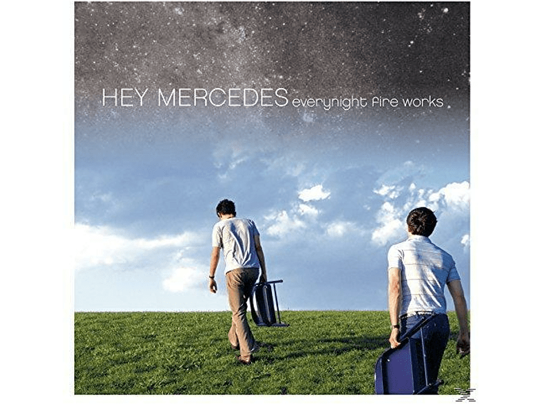 Hey Mercedes - Everynight Fire Works [CD]