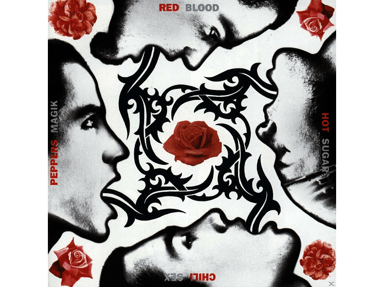 Red Hot Chili Peppers - Blood, Sugar, Sex, Magik [CD]