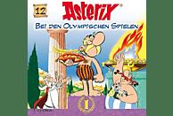 Asterix - 12: Asterix Bei Den Olympischen Spielen - (CD)