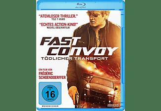 Fast Convoy - Tödlicher Auftrag Blu-ray