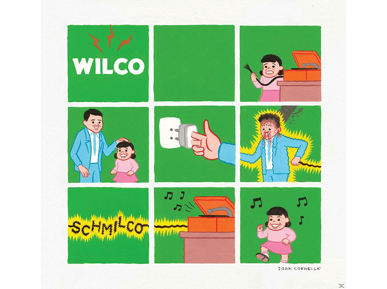 Wilco - Schmilco [LP + Download]