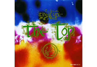 The Cure - The Top (2016 Reissue) LP